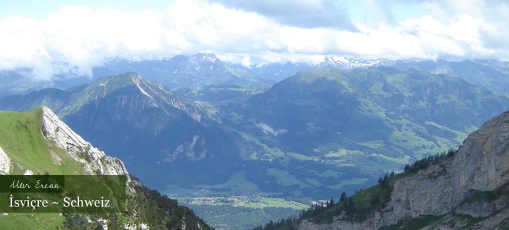 İsviçre - Schweiz